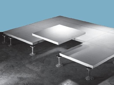 GIFAfloor DB raised access floor panels